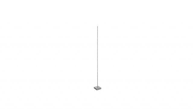 Sompex Pin Vloerlamp